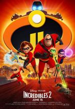 Постер фильма «Суперсемейка 2»