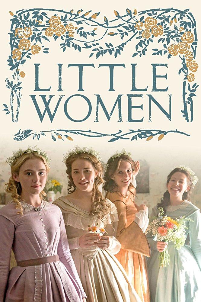 Маленькие женщины. Обложка с сайта bolero.ru