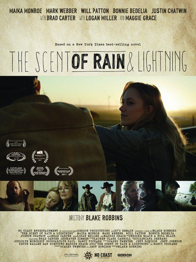 Запах дождя и молнии. Обложка с сайта ipicture.ru