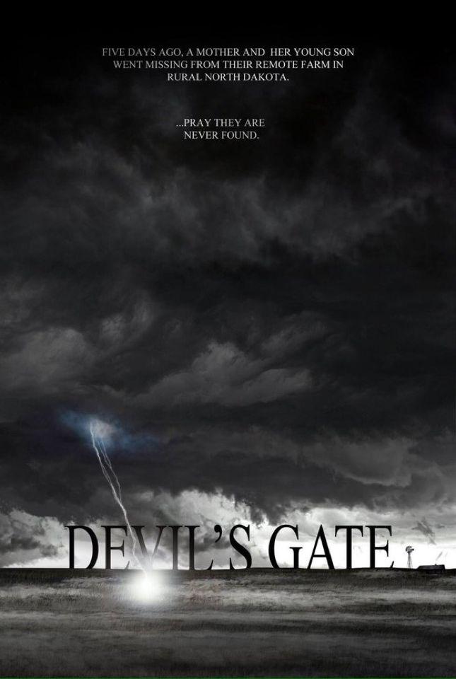 Дьявольские врата. Обложка с сайта imagepost.ru