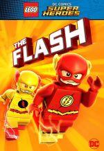 LEGO Супергерои DC Comics – Лига Справедливости: Флэш. Обложка с сайта imagepost.ru