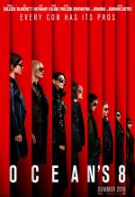 Постер фильма «8 подруг Оушена»