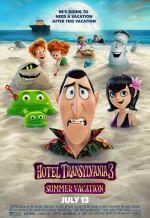 Постер фильма «Монстры на каникулах 3: Море зовёт»