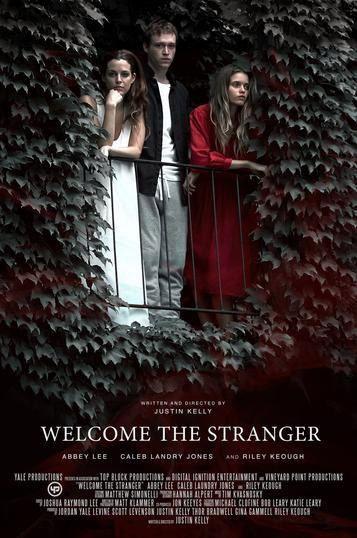 Добро пожаловать, незнакомец. Обложка с сайта imageshost.ru