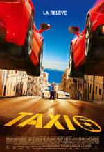 Постер фильма «Такси 5»
