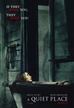 Постер фильма «Тихое место»