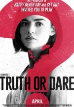 Постер фильма «Правда или действие»