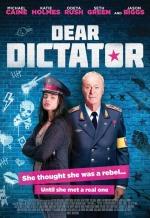 Дорогой диктатор. Обложка с сайта kino-govno.com