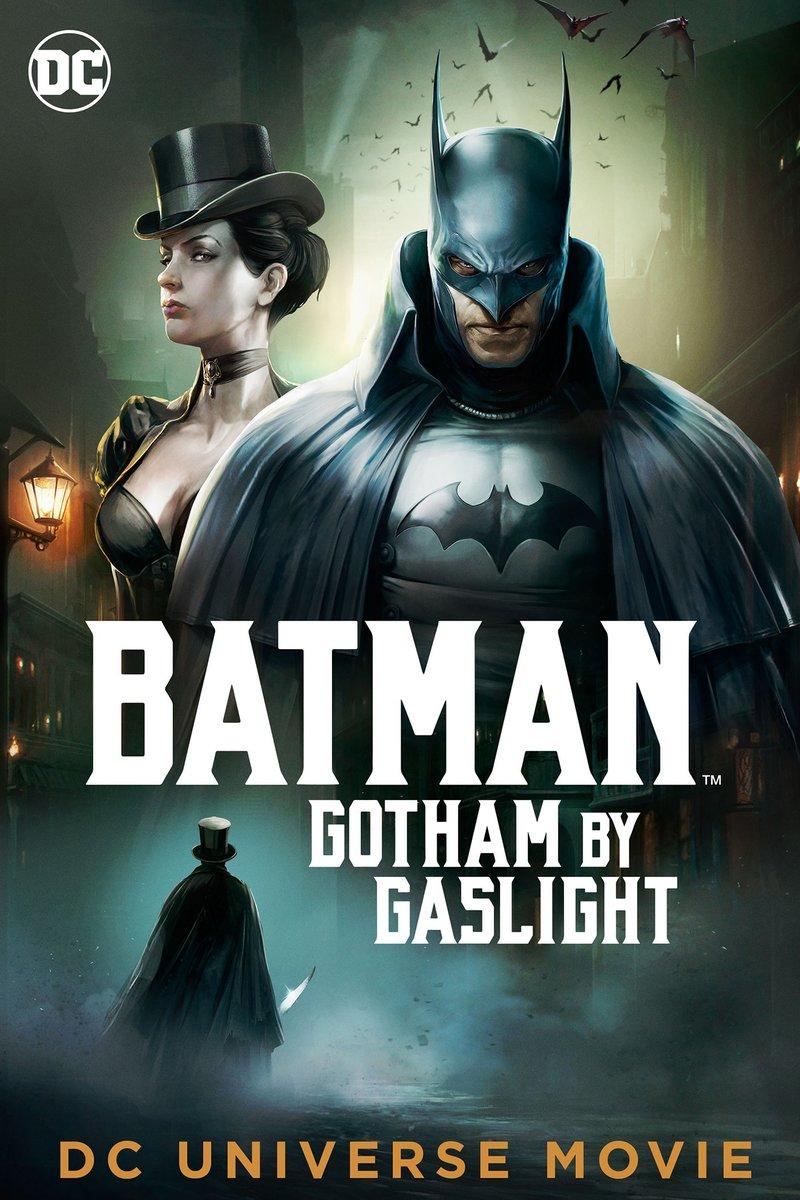 Бэтмен: Готэм в газовом свете. Обложка с сайта imageshost.ru