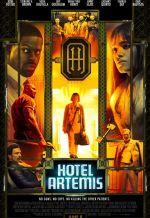 Постер фильма «Отель «Артемида»»