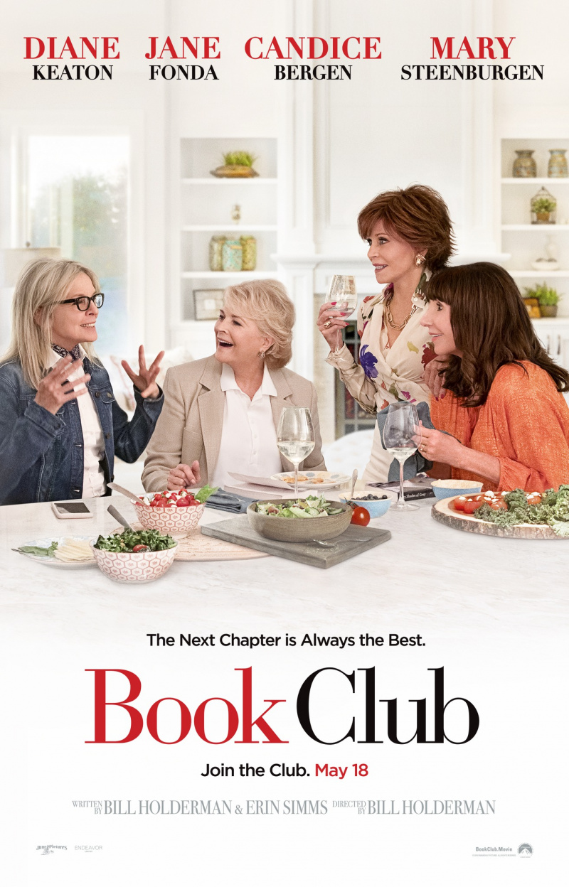 Книжный клуб. Обложка с сайта kino-govno.com