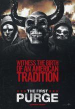 Постер фильма «Судная ночь. Начало»