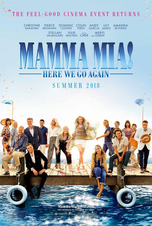 Mamma Mia! 2. Обложка с сайта imageshost.ru