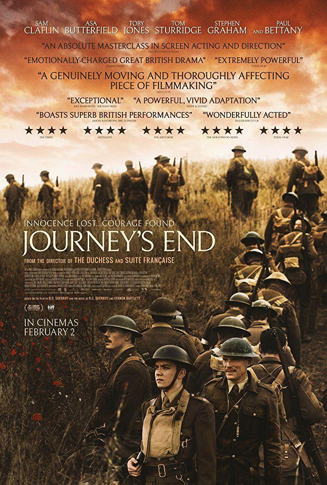 Конец пути. Обложка с сайта kino-govno.com