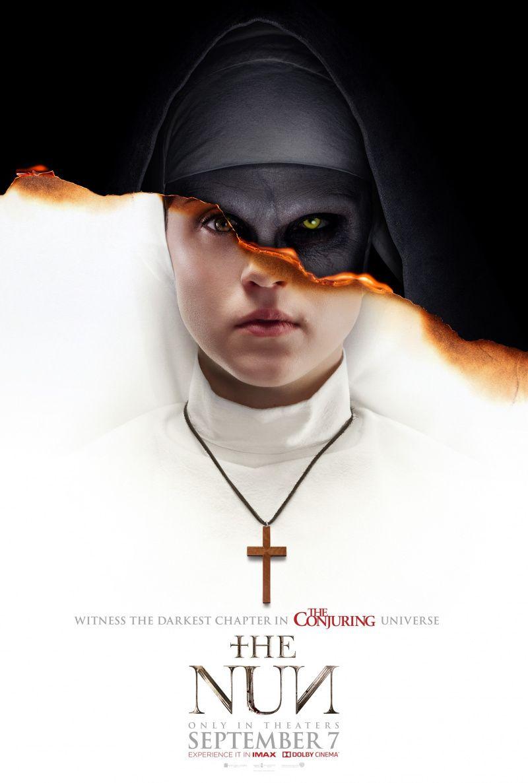 Проклятие монахини. Обложка с сайта ozon.ru