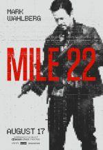 Постер фильма «22 мили»