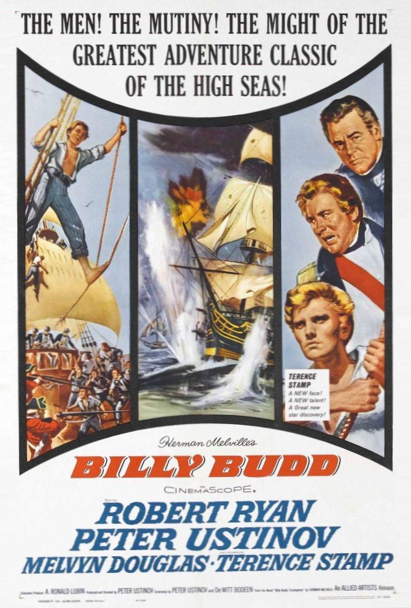 Билли Бад. Обложка с сайта kino-govno.com