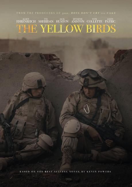 Жёлтые птицы. Обложка с сайта kinopoisk.ru