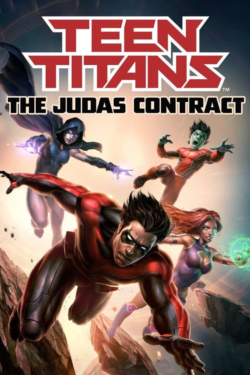 Юные Титаны: Контракт Иуды. Обложка с сайта imageshost.ru