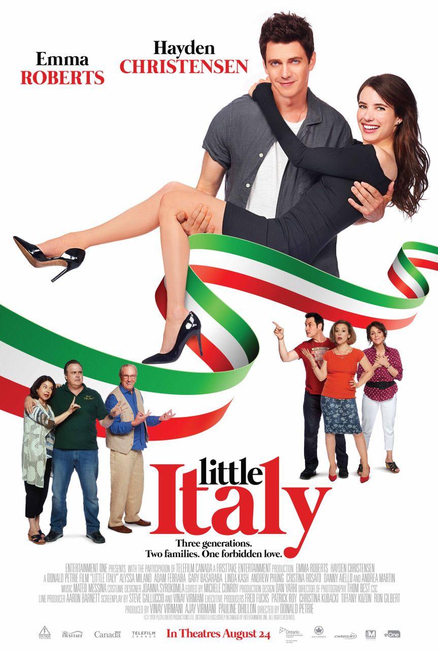 Маленькая Италия. Обложка с сайта imagepost.ru