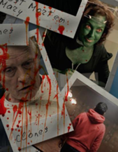 Многоликий Хэллоуин. Обложка с сайта bolero.ru