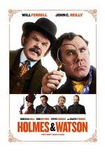 Холмс & Ватсон. Обложка с сайта imagepost.ru