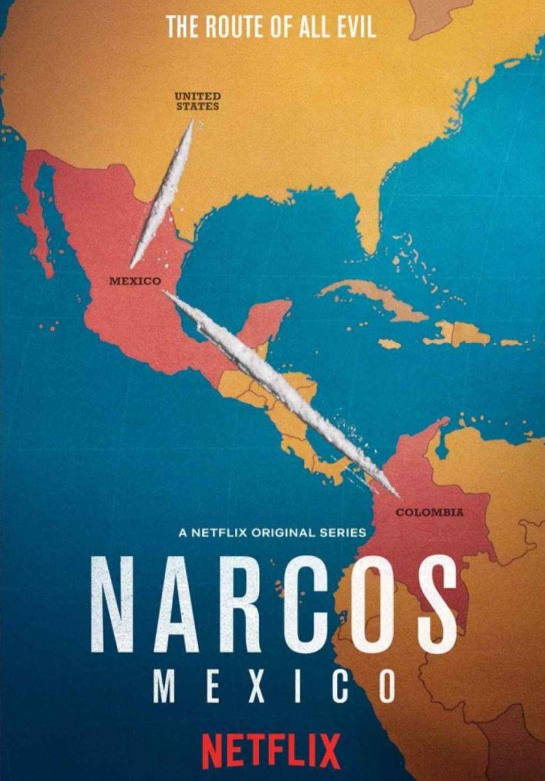 Нарко: Мексика. Обложка с сайта imageshost.ru