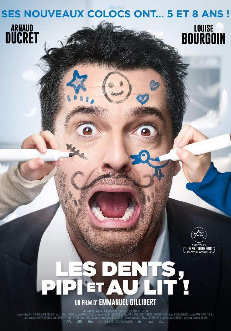 Зубы, писать и в постель!. Обложка с сайта kino-govno.com
