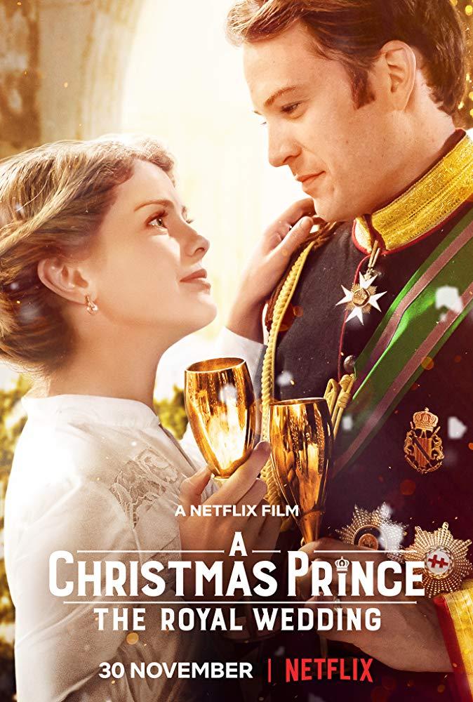 Рождественский принц: Королевская свадьба. Обложка с сайта radikal.ru
