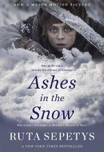 Пепел в снегу. Обложка с сайта imageshost.ru