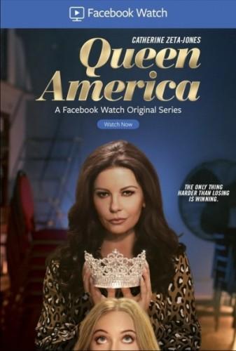 Королева Америка. Обложка с сайта imageshost.ru