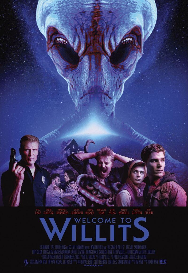 Добро пожаловать в Уиллитс. Обложка с сайта kinopoisk.ru