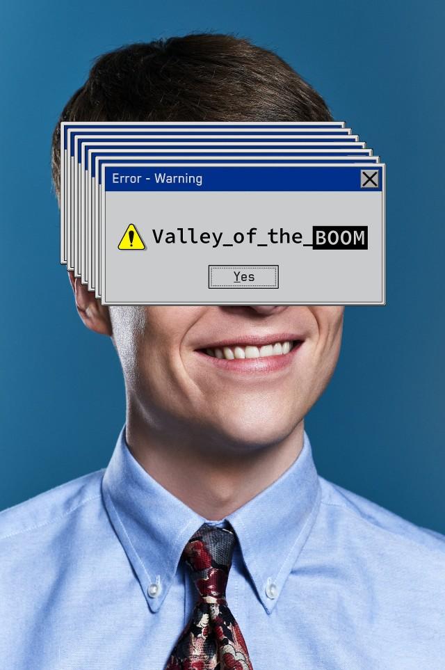Долина бурного развития. Обложка с сайта kino-govno.com