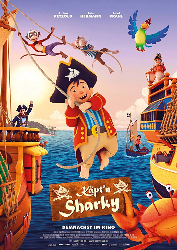 Капитан семи морей. Обложка с сайта bolero.ru