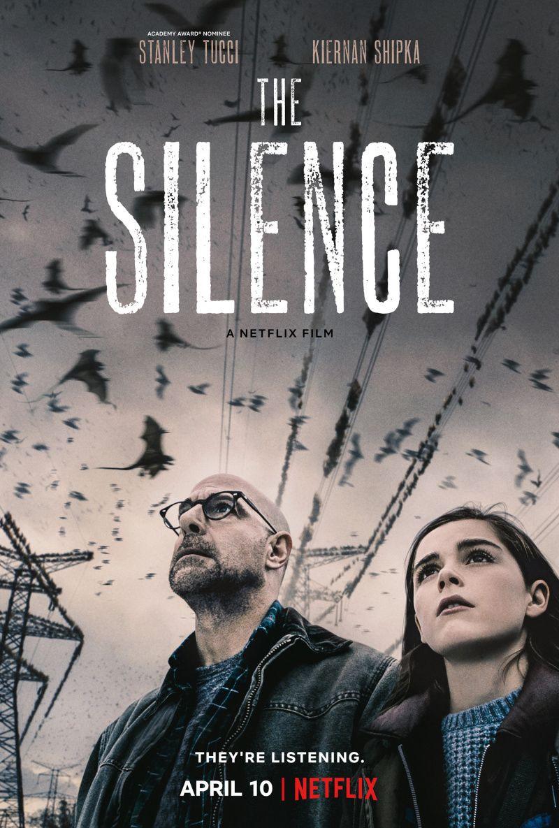 Молчание. Обложка с сайта kinopoisk.ru