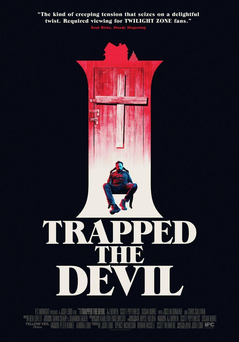 Я поймал Дьявола. Обложка с сайта kino-govno.com