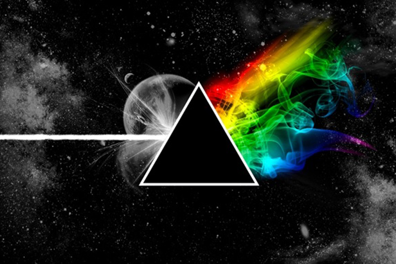 Цифровой Планетарий. Pink Floyd