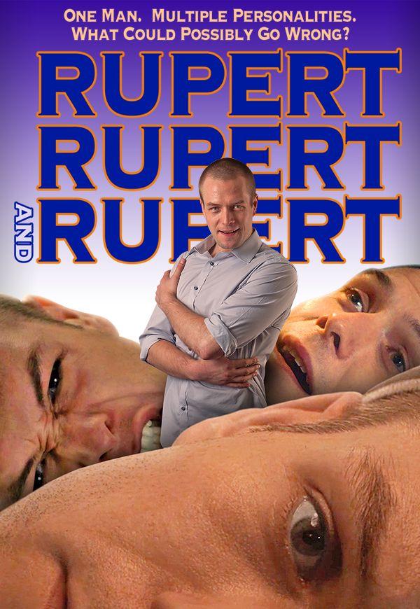 Руперт, Руперт и ещё раз Руперт. Обложка с сайта radikal.ru