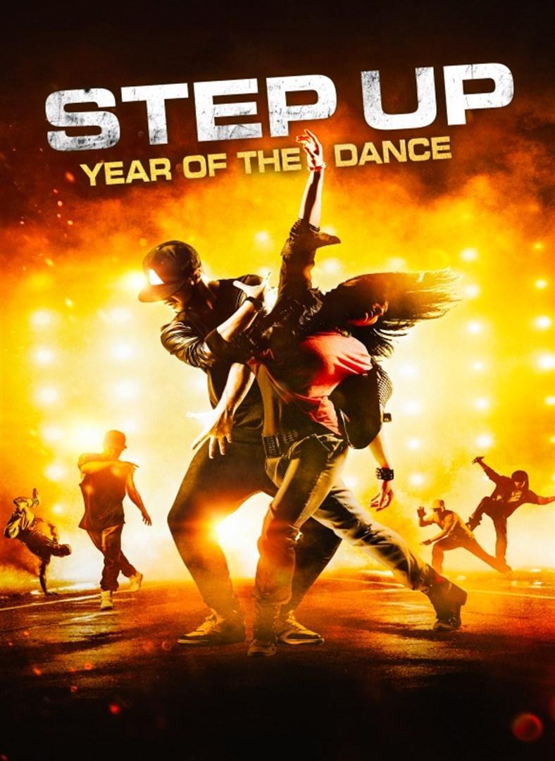 Шаг вперед 6: Год танцев. Обложка с сайта bolero.ru