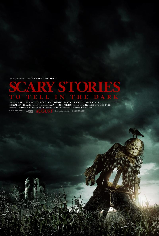 Страшные истории для рассказа в темноте. Обложка с сайта ozon.ru