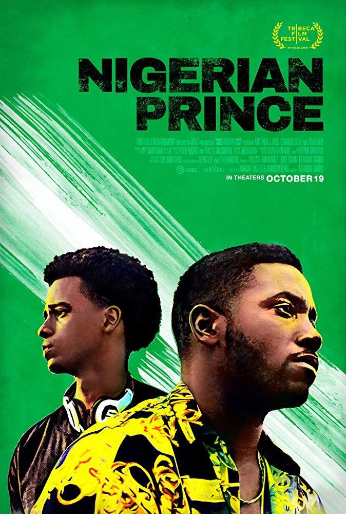 Нигерийский принц. Обложка с сайта bolero.ru
