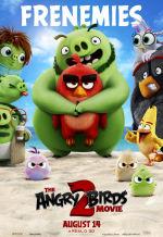 Angry Birds 2 в кино. Обложка с сайта ozon.ru