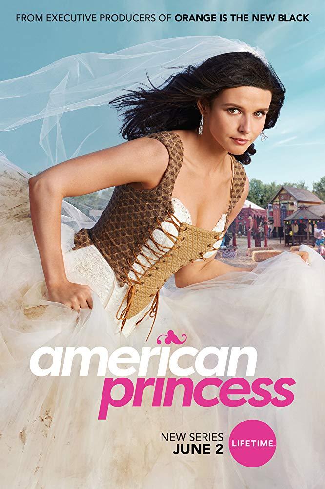 Американская принцесса. Обложка с сайта kinopoisk.ru