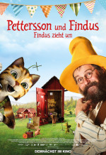 Петсон и Финдус. Финдус переезжает. Обложка с сайта bolero.ru