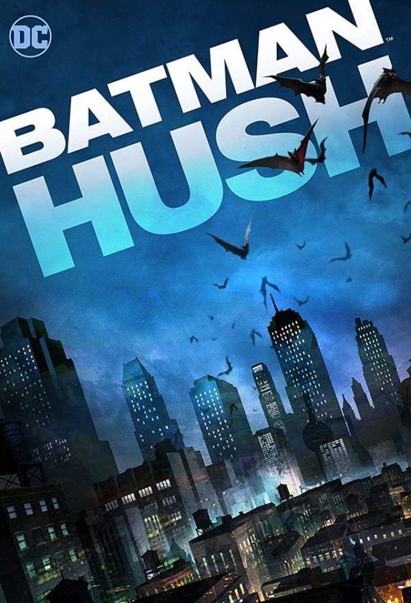 Бэтмен: Тихо!. Обложка с сайта keep4u.ru