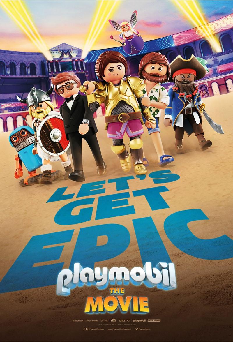 Playmobil фильм: Через вселенные. Обложка с сайта kinopoisk.ru