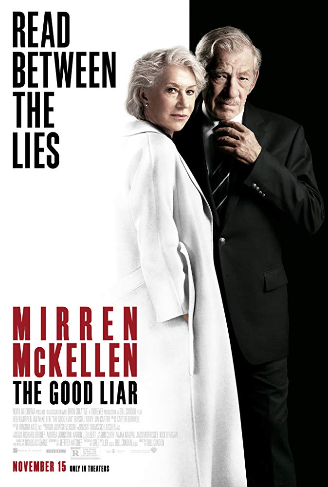Хороший лжец. Обложка с сайта kinopoisk.ru