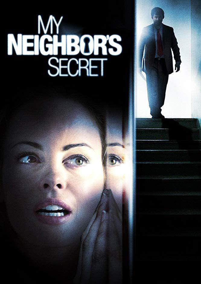 Секрет соседа. Обложка с сайта bolero.ru