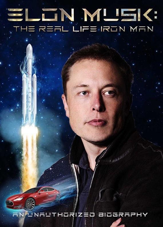 Илон Маск: Настоящий железный человек. Обложка с сайта kino-govno.com