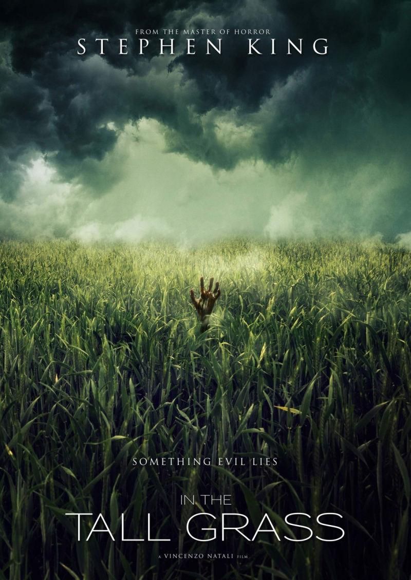 В высокой траве. Обложка с сайта kino-govno.com